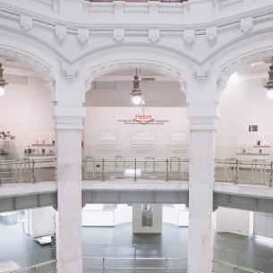 Organización: Centro Centro Madrid Comisariado: Blank Paper Escuela. Juan Pablo Huércanos. Diseño: Aritz González. Tres Tipos Gráficos.  Fecha: 11/12-17/04 2015/16 Fotografias: Mario Rey.